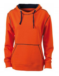 Ladies´ Lifestyle Hoody – Bild 3